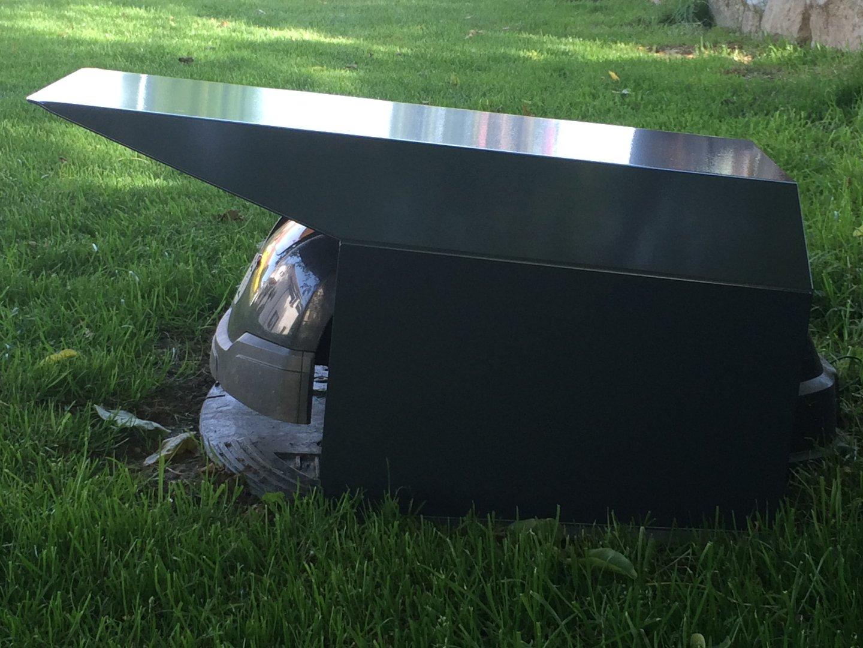 automower 305 308 garage. Black Bedroom Furniture Sets. Home Design Ideas